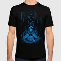 Retirement (Replicant) Mens Fitted Tee Black SMALL
