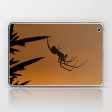 Sunset Spider Laptop & iPad Skin