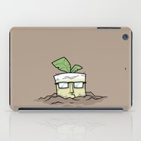 Square Root iPad Case