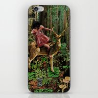 Deerlove | Collage iPhone & iPod Skin