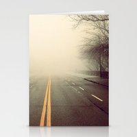 Road Ahead Stationery Cards