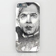 Dracula Bela lugosi iPhone 6s Slim Case