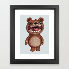 Eddy Framed Art Print