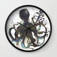 OCT0 Wall Clock
