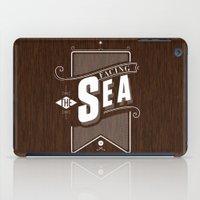 Facing The Sea iPad Case