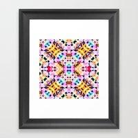 Mix #602 Framed Art Print