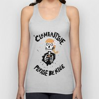 Oh, Clementine please be mine... Unisex Tank Top