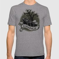 Darwin's Finches Mens Fitted Tee Athletic Grey SMALL