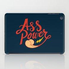 Ass Power iPad Case