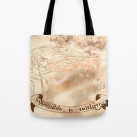 WINDS OF CHANGE. Tote Bag