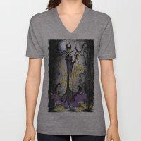 Maleficent  Unisex V-Neck