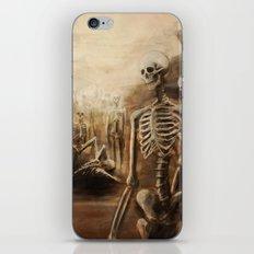 You See Bones iPhone & iPod Skin