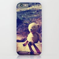 iPhone & iPod Case featuring Contemplation by Palin
