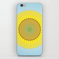 Spring Yellow iPhone & iPod Skin