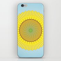 Spring Yellow iPhone & iPod Skin