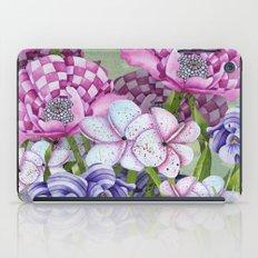 Fanciful Garden iPad Case