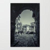 Plovdiv Canvas Print