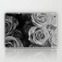 Black Hearted  Laptop & iPad Skin