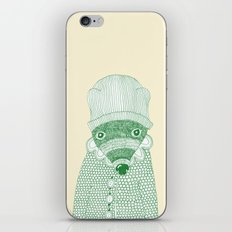 GIVE IT BACK iPhone & iPod Skin