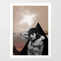 Of Dust Art Print