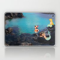 Peter Pan's Mermaid Lagoon Laptop & iPad Skin