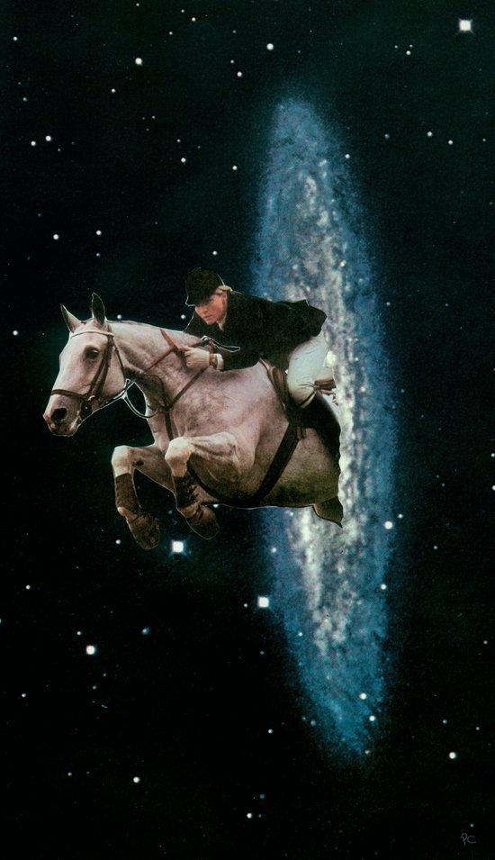 Star Jump Art Print