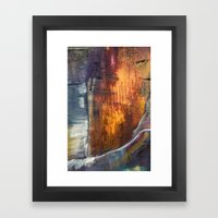 Stormy Sea 1 Framed Art Print