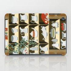 China cabinet iPad Case