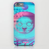 iPhone & iPod Case featuring Kitty Of The Rising Sun by Dr. Lukas Brezak