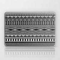 Ethnic Black Laptop & iPad Skin