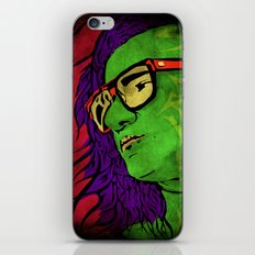 Skrillex iPhone & iPod Skin