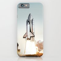 Rocket launch iPhone 6 Slim Case