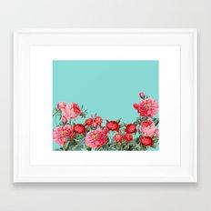Fab Floral Framed Art Print