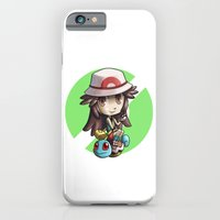 Pokemon Trainer GREEN iPhone 6 Slim Case