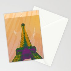VIVE LA FRANCE Stationery Cards