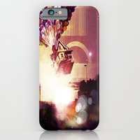 iPhone & iPod Case featuring |UP| by lifeinaquietplace