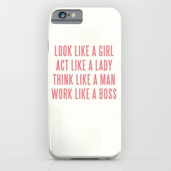 Boss iPhone & iPod Case