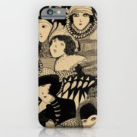 Tribute to Madge Gill - Outsider Artists iPhone 6 Slim Case