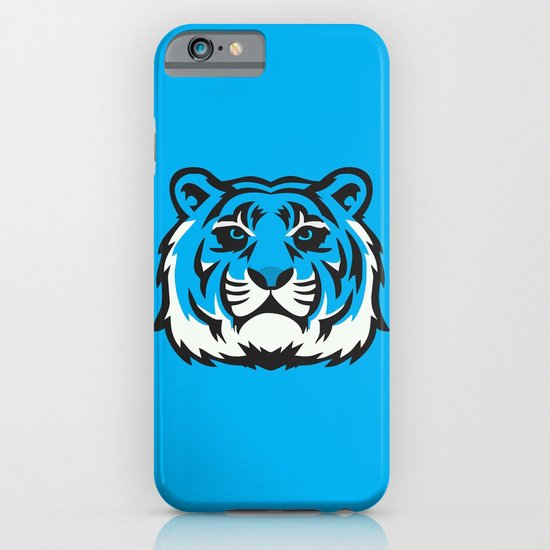 Blue Tiger iPhone & iPod Case