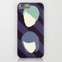 iPhone & iPod Case featuring Tegan and Sarah by Drix Design