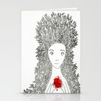 Creature 2 Stationery Cards