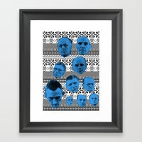 The Board Of Directors  Framed Art Print