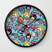 Harajuku Love Wall Clock