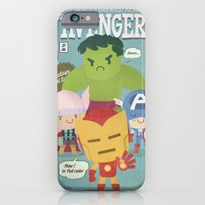 avengers fan art iPhone 6 Slim Case