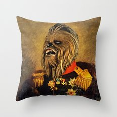 Portrait Of Master Chewi… Throw Pillow