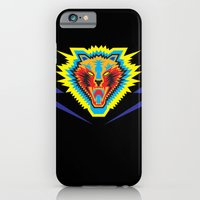 iPhone & iPod Case featuring Roar by HanYong