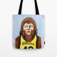Teenwolf Tote Bag