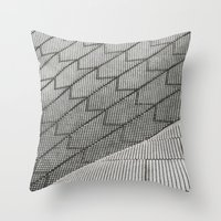 Opera House Throw Pillow