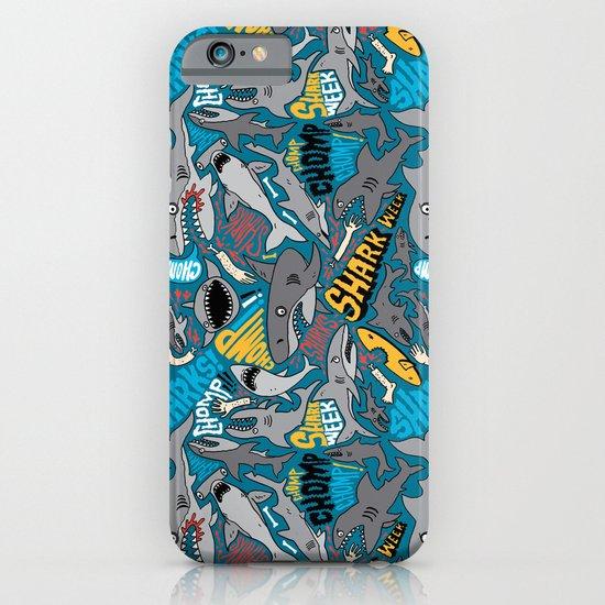 SHARK WEEK! iPhone & iPod Case