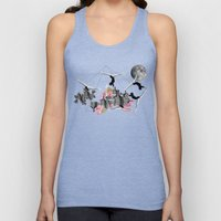 Magical Attack Unisex Tank Top